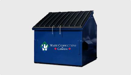Commercial Dumpster Image